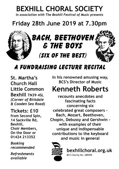 BCS June 2019 recital